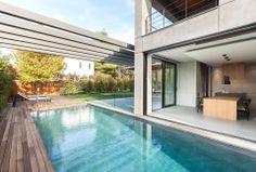 Woodwing Villa by K-Studio, Vois