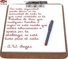 A.W. Tozer facebook.com/jesusteamamgaministries