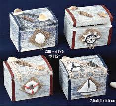 Αποτέλεσμα εικόνας για βαπτιστικα αγορι ναυτικο Clay Pots, Coastal Style, Decoupage, Nautical, Diy And Crafts, Decorative Boxes, Home Decor, Decorating Tips, Diy
