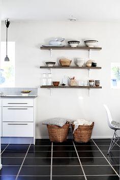 Una idea perfecta para la cocina