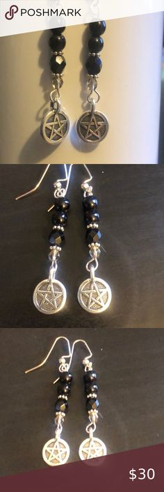 Sicily 003 ~A-Grade Stone Choice Swirl Earrings with Metal Choice