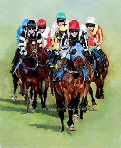JUMP RACING PRINTS FOR SALE