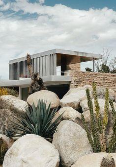 Richard Neutra. Kaufmann House1946. Palm Springs