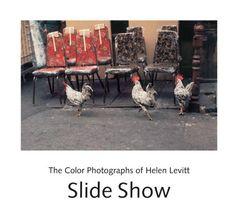 Slide Show: The Color Photographs of Helen Levitt powerHo...