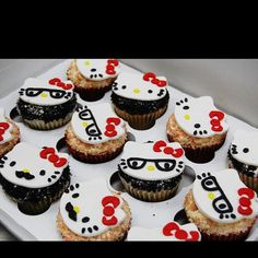 I found 'Hello Kitty Cupcakes' on Wish, check it out!
