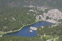 lakes in south dakota black hills | File:Sylvan Lake South Dakota 15.jpg - Wikipedia, the free ...