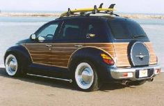 Chrysler PT Cruiser PT Woody II Kit, I really want to do this to mine!