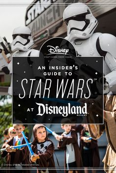 Brent Strong, a Walt Disney Imagineer, discusses how his love of STAR WARS and the Disneyland® Resort influenced his work on several new attractions. Click and learn more about the STAR WARS additions at Disney Parks and start planning your next visit!