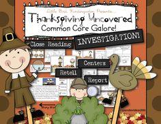 Little Bird Kindergarten:Thanksgiving writing extensions and activities galore!