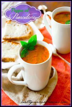 Pappa al Pomodoro- Italian Tomato Bread soup