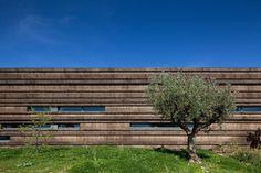 Logowines Winerypmc/arquitectosÉvora / Portogallo / 2010