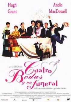 Cuatro bodas y un funeral 1994