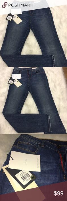 NWT Sass and Bide jeans size 26 NWT super cute medium wash Sass and Bide Jeans - the anthem sass & bide Jeans