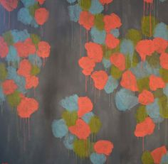 Floral Grafitti