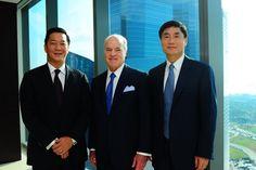 KKR Emerging as Asia Private-Equity Winner Beating Carlyle, TPG (Joe Bae, Henry Kravis and Ming Lu)