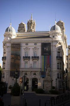 The Centro Cultural Bancaja on http://valencia.for91days.com