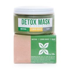Teami Green Tea Detox Mask (Matcha)