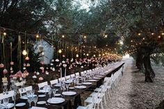 Outdoor Italian Wedding   Commenda di San Calogero Country House   Styling by Diverso Event Design   Giuseppe Marano   http://www.rockmywedding.co.uk/francesca-marco/