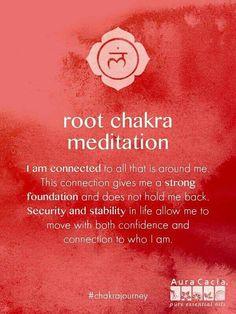 Root meditation