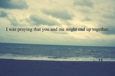 ...and I don't even pray.
