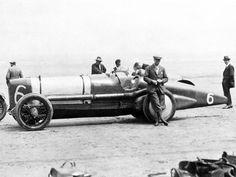 Sunbeam 350 HP Bluebird '1925