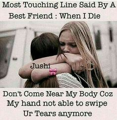 hardikaa kya hua why u left kya hua bol tho Friend Love Quotes, Best Friend Quotes Funny, Besties Quotes, Girl Quotes, Funny Quotes, Swag Quotes, Urdu Quotes, Bffs, Real Friendship Quotes