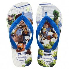 6d709a0c084c0 Kids Toy Story Havaianas White at Flopstore Singapore