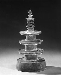 "One of the "" 1M Pagodas"" (Hyakumanto) and Invocation 