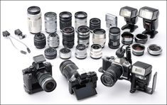 Olympus OMD EM-5: lenses + accessories