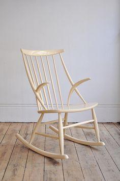 Illum Wikkelso Rocking Chair//