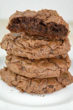 Μπισκότα brownies!
