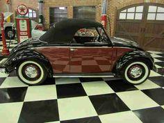 1949 Volkswagen Hebmuller Cabriolet For Sale @ Oldbug.com
