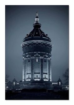 Bauhaus Architecture, Empire State Building, Germany, Amazing, Places, Travel, Europe, Mannheim, Stuttgart