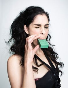sarah silverman ° seen by ° mark williams + sara hirakawa