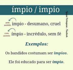 Ímpio / Impio