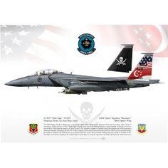 "F-15SG ""Strike Eagle"" 428FS ""Buccaneers"" JP-1744"