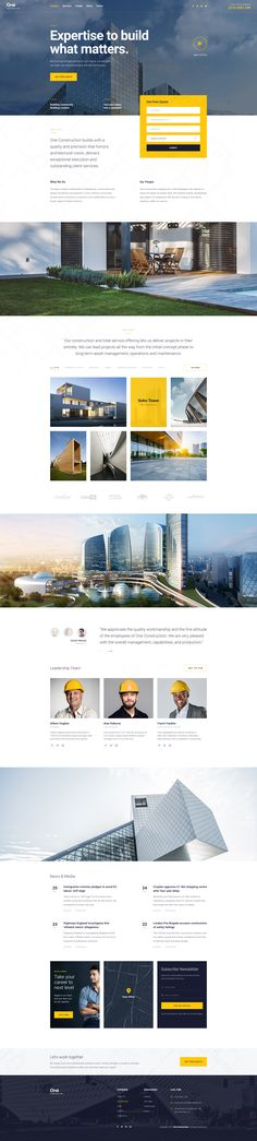 Onne - Creative & Clean Multipurpose Template by suketran | ThemeForest