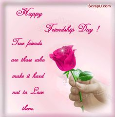 Happy Friendship Day Cards - 1 Images, Pictures & Happy Friendship Day Cards - 1 Status, Sms and Covers
