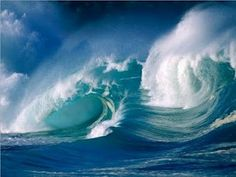 waves on waves