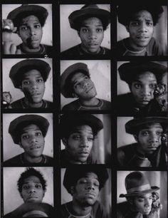 Andy Warhol Jean-Michel Basquiat, New York by Ari Marcopoulos Jean Michel Basquiat, Andy Warhol, Famous Artists, Great Artists, Radiant Child, Pop Art, Portraits, New York, American Artists