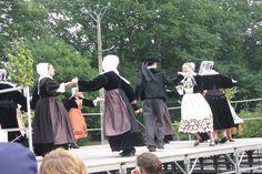 Danse bretonne fête de Pluherlin
