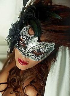 Beautiful...Masked