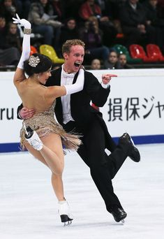 Madison Chock Madison Chock and Evan Bates of USA skates in the Ice Dance Short Dance during ISU Rostelecom Cup of Figure Skating 2013 on No...