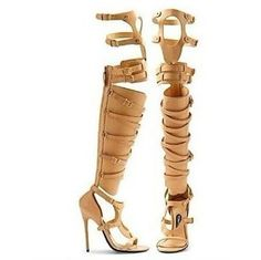 free shipping 2013 fashion brand hot sale tom black strappy buckled sandal boots summer high heel gold gladiator sandals boots