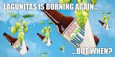 mybeerbuzz.com - Bringing Good Beers & Good People Together...: Lagunitas - Born Yesterday Returns Soon For 2015