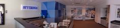 Pace GFX NTT Data Hospitality Suite Company Branding - Pace GFX