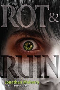 does your teen like zombies? -- then he'll want to read Rot and Ruin  (Irresistible Book Series for Kids)