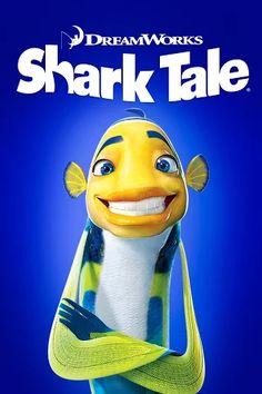 Shark Tale Movie Poster - Katie Couric, Martin Scorsese, Doug E. Streaming Movies, Hd Movies, Disney Movies, Movies To Watch, Movies Online, Movies And Tv Shows, Movie Tv, Hd Streaming, Cartoon Movies