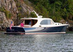 Picnic/Lobster boats: Hinckley, San Juan, etc - Page 4 - YachtForums.Com