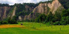ngarai Sianok-Bukittinggi-West Sumatera Indonesia